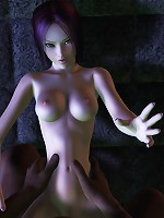 Harlot masturbates and gets penetrated hard by Doctor