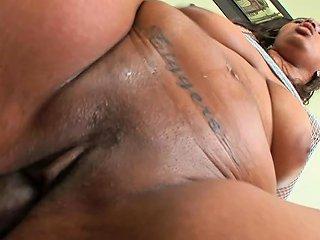 Fatty Ebony Milf Fucked By Black Cock Porn Videos