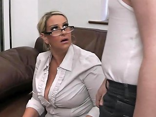 Busty Working Women Getting Boned From Behind