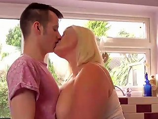 Agedlove Nice Blonde Granny Is Fucked By Horny Man Porn 85