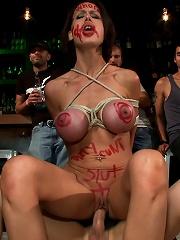 Big Tittied McKenzie Lee is...