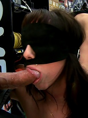 20 Year old Slut gets Used in...