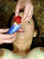 Extreme Asian Pussy