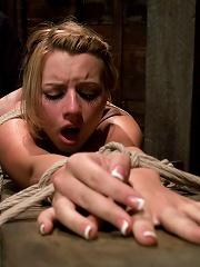 Lexie Belle Pain is her pleasure