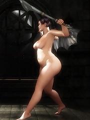 Amateur Housemaid was slammed by stiff cock