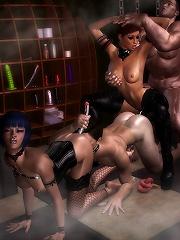 Experienced Sorceress got exploited