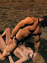 Sex 3D BDSM Comics