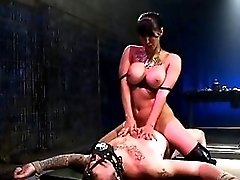 Christian Wilde gets a taste of his own...