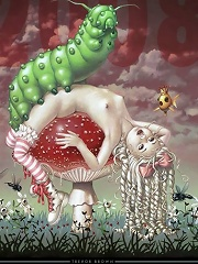 Anemone was slammed by nut Evil Eager Tentacles