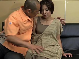 Sexy Asian Shoplifter Pounded Doggystyle To Be Punished