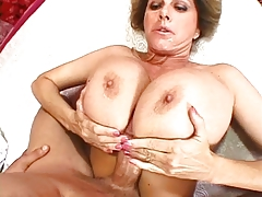 massive tits in action by culosami