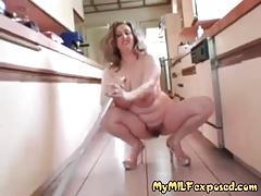 My MILF Exposed Swinger BBW with huge tits teasing