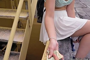 Sexy Teen Does Anal For The Money Porn Videos