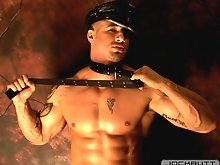Beautiful gay muscle body