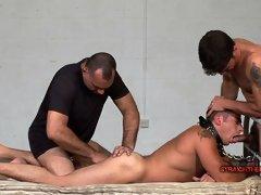 Extreme gay bondage videos