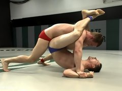 Martin Lorenzo and Cameron Adams fight it out for extreme sexual domination.
