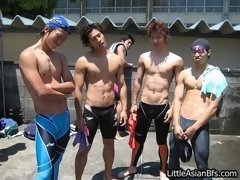 Real asian amateurs exposed naked and horny