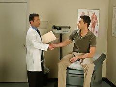 Jeremy Bilding , Sean Stavos in a medical sex clips
