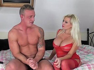 Milf Blonde Whore With Huge Tits Michelle Thorne Needs Cum Any Porn