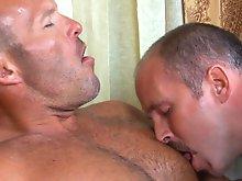 Lovers Dane Hyde and Brock Hart