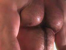 Hairy muscle star Zeb Atlas