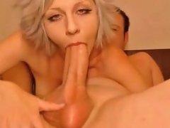 Pair fucking on camera