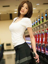 free asian gallery Stacked gravure idol babe...