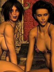 Gorgeous Lady getting pleasure