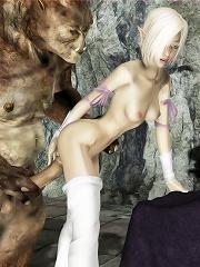 Elf and Troll