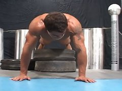 I have a real treat for all Marcos fans, with his first ever audition video for BangBangBoys. Marcos is without doubt one of our most popular models.