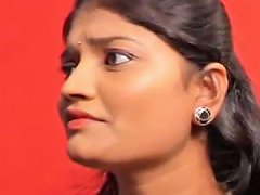 Chubby And Cute Indian Authentic Bimbo Catches A Young Voyeur Freak