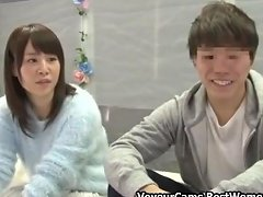 Japanese Asian Teens Couple Porn Games Glass Room 32