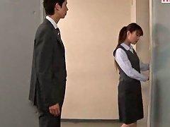 Dads Mistress Akari Hoshino