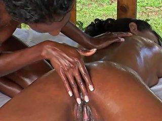 Lesbian Massage S2 Ebony Free Ebony Massage Hd Porn 98