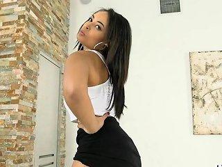 Amazing Ebony Enjoys Hot Sex Porn Videos