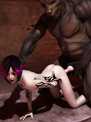 Lord plays with kinky and...