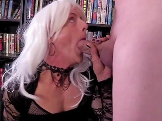 Mature Sissy Gets Fucked