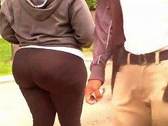 Huge Ebony Donk Booty