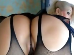 Amazing Solo With Me, Shaking My Terrific Ass And Teasing