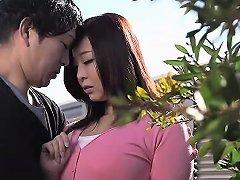 Japanese Milf Kaori Gets Fingerfucked