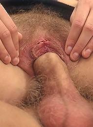 Teenage Redhead Enjoys His Stiffy Teen Porn Pix