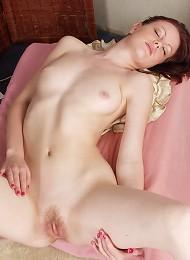 Cute Uk Teen Spreads Her Sweet Shaven Pussy Teen Porn Pix