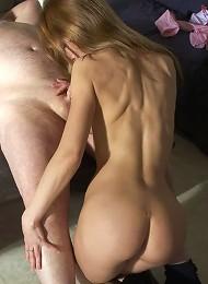 Horny Old Chap Fucks Teenage Babe Teen Porn Pix