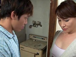 TXxx Video - Hot Japanese MILF Yuuri Saejima In A Tough Screwing Action