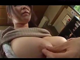 H2porn Video - Fat Busty Milf Getting Her Tits Rubbed Hairy Pussy Licked By Young Guy On The Floor In The Room