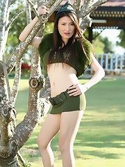 Comrade Sophia Chui Strip Uniform