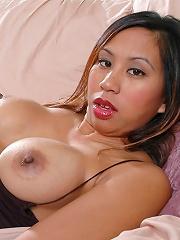Asian American Girl Kia