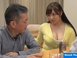 Hot Asian Teen With Huge Tits