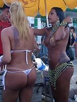 Trannies From Rio the Janeiros Gay Parade 2008