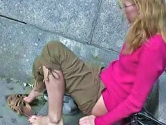 MyLust Video - Amateur Blonde Lady In Russia Likes Pissing Humiliation